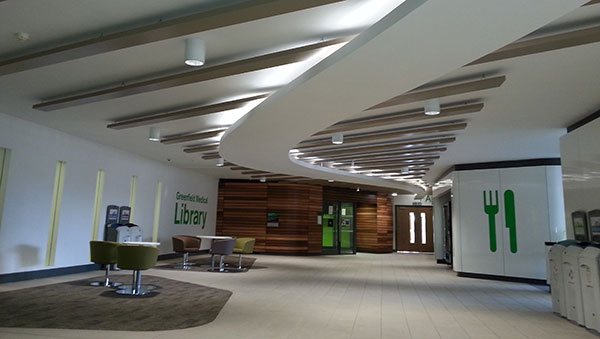 medical-library-plasterwork